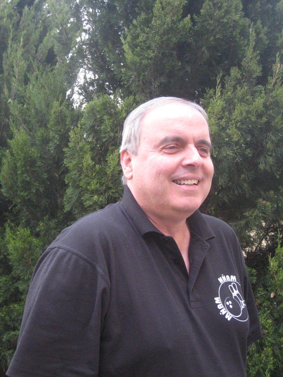 Rudolf Böhm